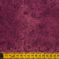 Fernando Maluhy - Arabesco Texturado Fucsia - 50cm X150cm
