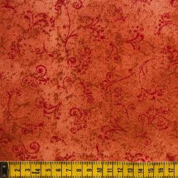 Fernando Maluhy - Arabesco Texturado Laranja - 50cm X150cm