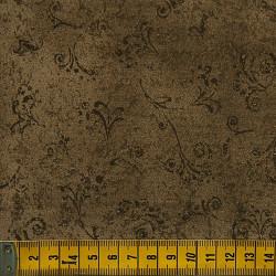 Fernando Maluhy - Arabesco Texturado Sépia - 50cm X150cm