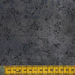 Fernando Maluhy - Arabesco Texturado Cinza Chumbo - 50cm X150cm