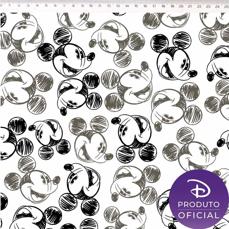 Fernando Maluhy - Coleção Disney - Minnie Mouse - Guarda Roupa Minnie Amarelo -  50cm X 150cm
