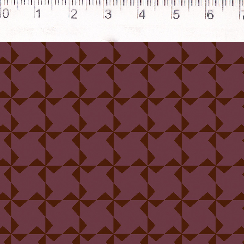 Fernando Maluhy - Catavento Little Dream Vinho - 50cm X150cm