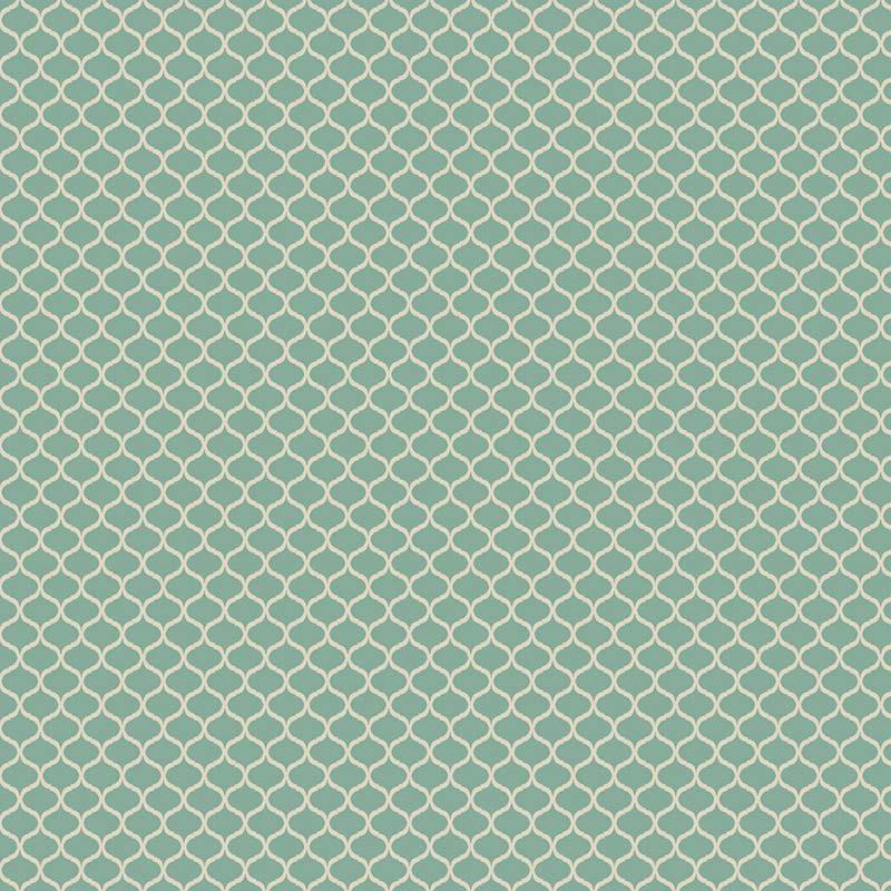 Fabricart Coleção Aromas do Campo - Mini Vitral Tiffany - 50cm x 150cm