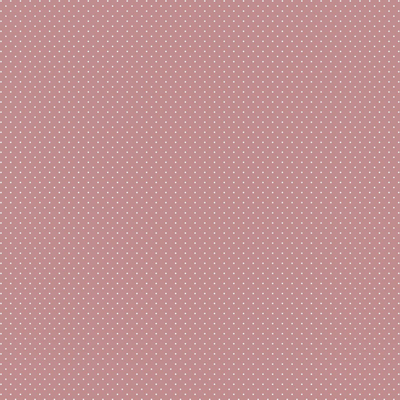Fabricart Coleção Basics & Colors - Poás - Micro Poá Rosa Rei - 50cm X150cm