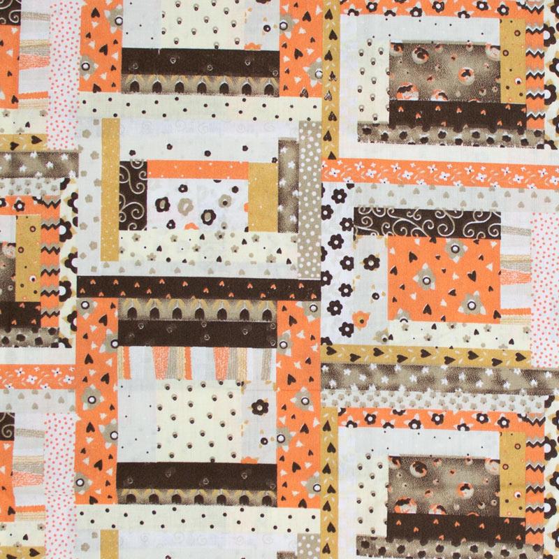 Casa Criativa -Patch Flores Com Corações -  50cm X150cm