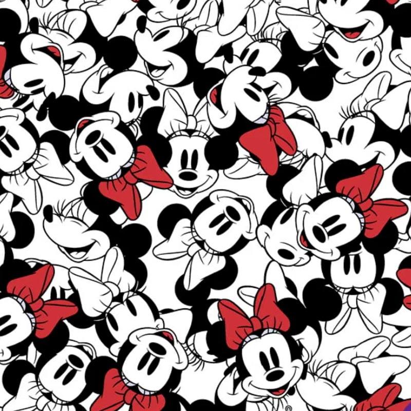 Fernando Maluhy - Coleção Disney - Múltiplas Minnie - 50cm X150cm