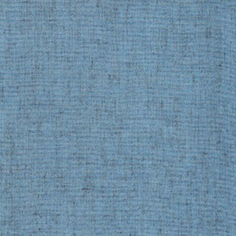 Fernando Maluhy - Linho Misto Liso - Azul Médio - 50cm X150cm