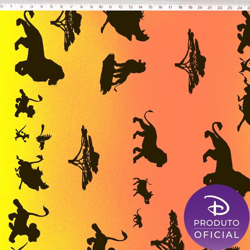 Fernando Maluhy - Coleção Disney - Rei Leão - 50cm X150cm