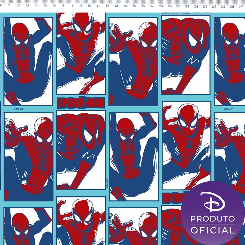 Fernando Maluhy - Coleção Marvel Avengers  - Spider Man - 50cm X150cm