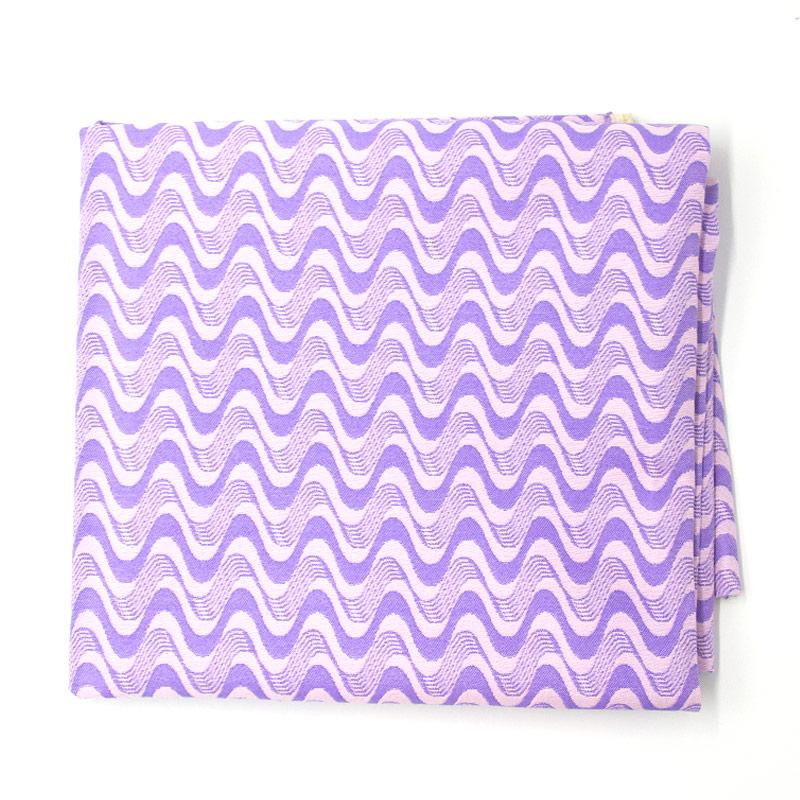 Tecido Tapeçaria Para Artesanato - Calçadão Lilás - 50cm x 140cm