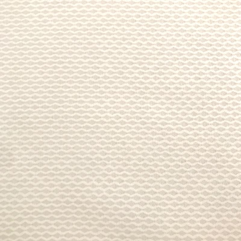 Tecido Piquet Favo Creme 100% Algodão - 50cm x 140cm