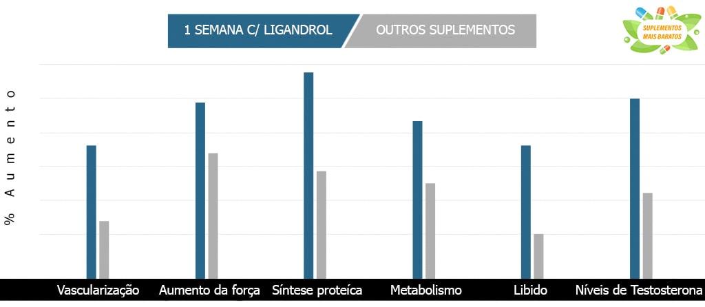 Resultados Ligandrol - R2 Sports