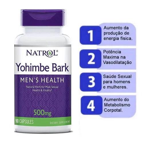 beneficios ioimbina e como tomar