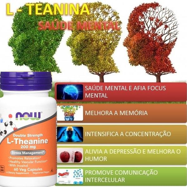 beneficios da l teanina e como tomar