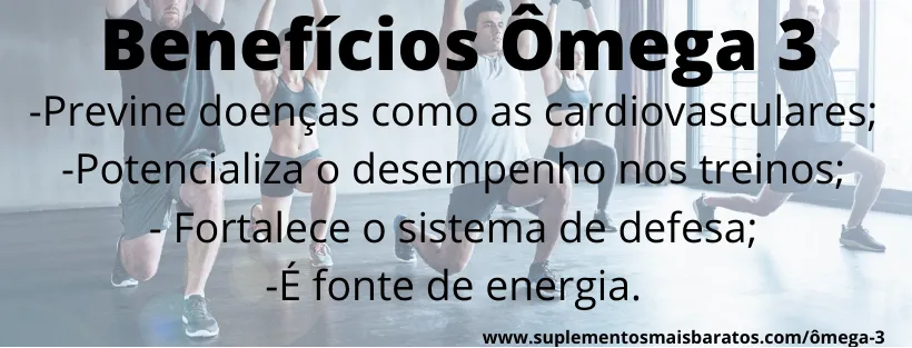 benefícios do omega 3 epa dha e como tomar