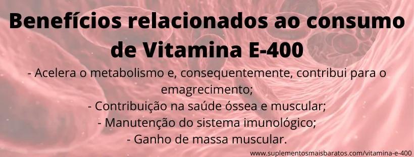 Beneficios da Vitamina E e como tomar