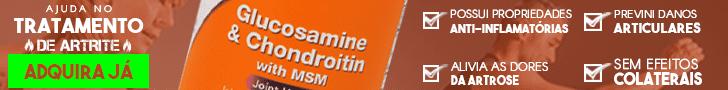 Onde comprar Glucosamina e Condroitina com MSM com o melhor preço
