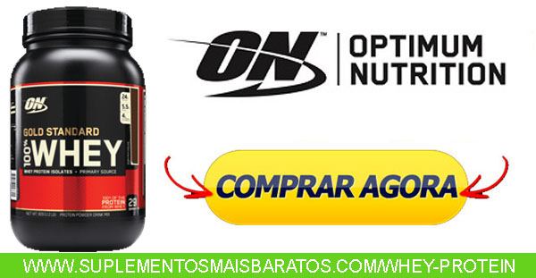comprar whey protein gold standard preço