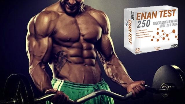 o que é enantato de testosterona e para que serve