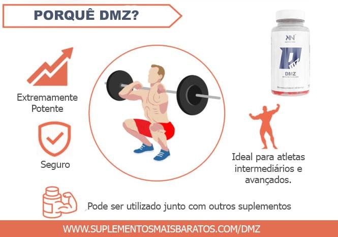 Por que DMZ