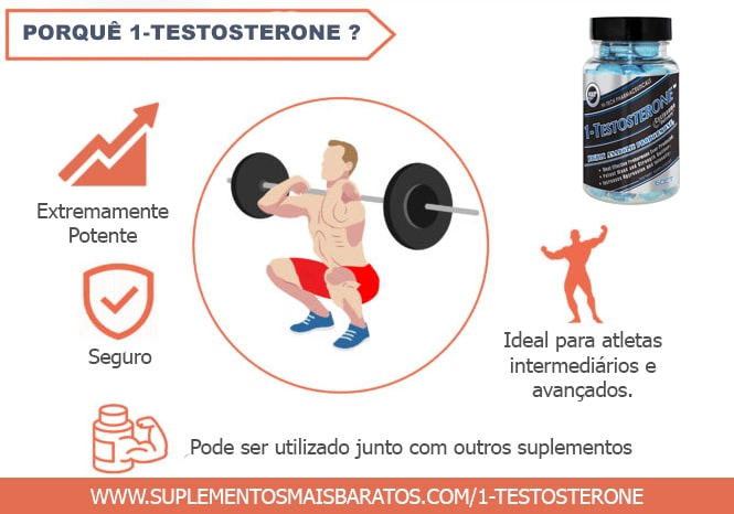 Por que 1-Testosterone Hi Tech