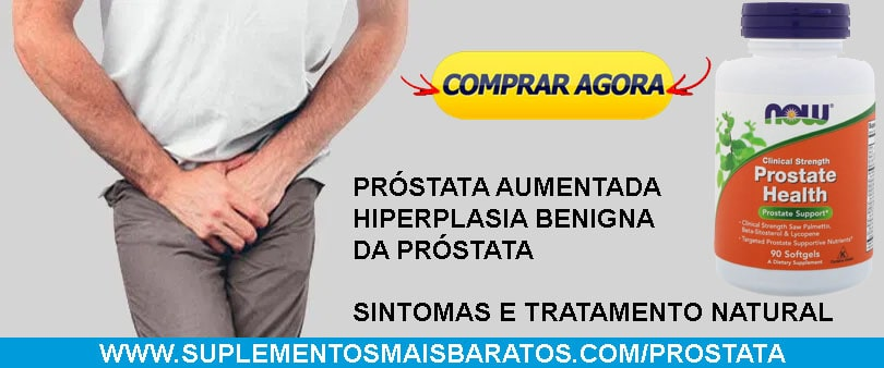 sintomas de cancer e de prostata aumentada