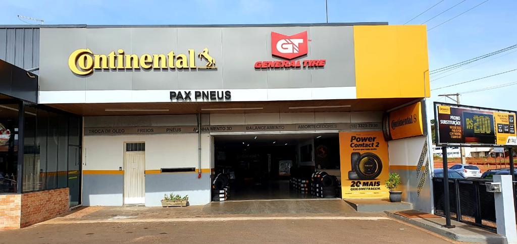 Pax pneus assis avenida max