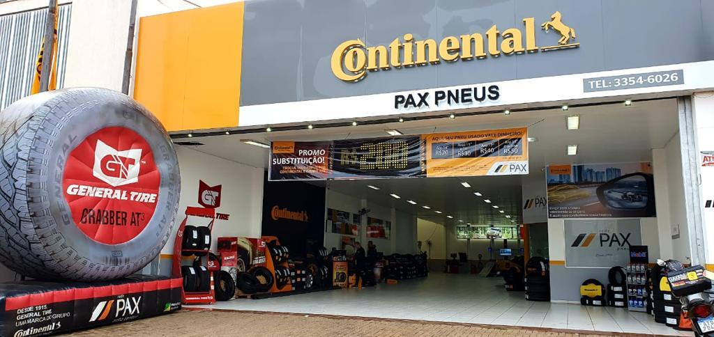 Pax pneus Londrina