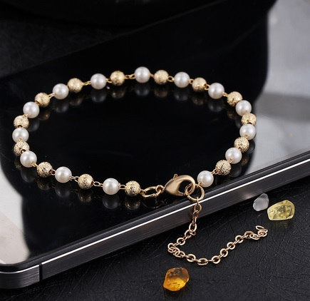 pulseira arame de cobre