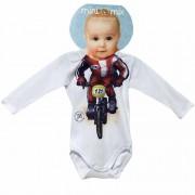 Body Manga Longa Mini Mix Bicecross GBaby