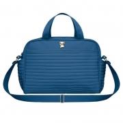 Bolsa Maternidade Califórnia Classic for Bags Cor Azul
