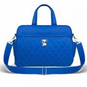 Bolsa Maternidade Classic For Baby Monte Serrat Colors Azul