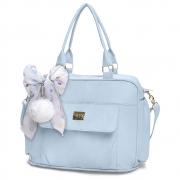 Bolsa Maternidade Requinte Hug Cor Azul