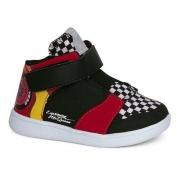 Bota Infantil Carros Relâmpago Mcqueem Sugar Shoes - Nº22