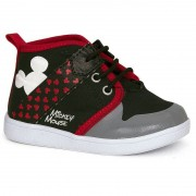 Bota Infantil Mickey Mouse Sugar Shoes