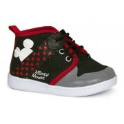 Bota Infantil Mickey Mouse Sugar Shoes - Nº25