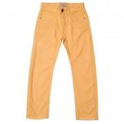 Calça Jeans Infantil Masculina Mostarda Toffee