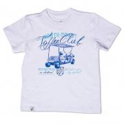Camiseta Infantil North Coast Toffee - Nº01