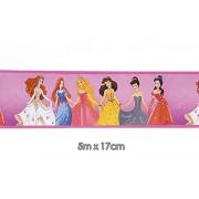 Faixa Decorativa Infantil Boldor Cor Princesas