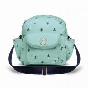 Frasqueira Classic for Baby Bags Navy Toulon Sarja Cor Azul