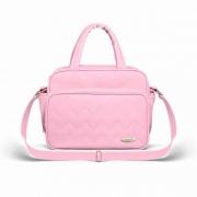 Frasqueira Maternidade Classic for Baby Bags Térmica Rosa