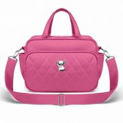 Frasqueira Térmica Classic For Baby Saint Martin Colors Pink