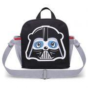Lancheira Térmica Infantil Biel Vader Classic for Bags Cor Preto