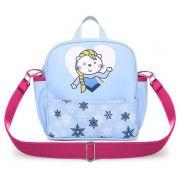 Lancheira Térmica Infantil Floco de Neve Classic for Bags Cor Rosa