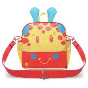 Lancheira Térmica Infantil Girafinha Classic for Bags Cor Amarelo