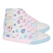 Tênis Infantil Botinha Frozen Sugar Shoes
