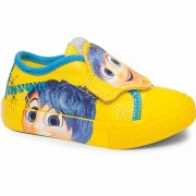 Tênis Infantil Divertida Mente Alegria Sugar Shoes