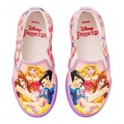 Tênis Infantil Iate Feminino Princesas Disney Sugar Shoes