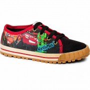 Tênis Infantil Masculino Carros Disney Sugar Shoes N°32