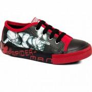 Tênis Infantil Masculino Homem Aranha Sugar Shoes